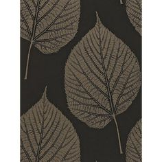 Buy Harlequin Leaf Wallpaper Online at johnlewis.com