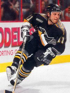 Darius Kasparaitis - Pittsburgh Penguins  Favorite player as a kid!