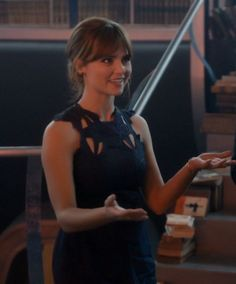 I love Clara's dress