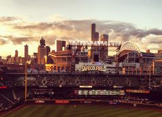 Safeco Field- Seattle Mariners
