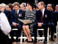 Los Duques de Cambridge y el príncipe Harry conmemoran en Francia 'el día más triste de Reino Unido' - Foto 2