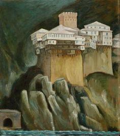 Ρέγκος Πολ'υκλειτος-Μονή Σταυρονικήτα π.1934