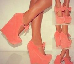 These heels are for summer or chillin at the beach or pool.