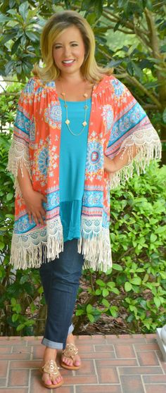 Lounge The Day Away Cardigan - Perfectly Priscilla Boutique