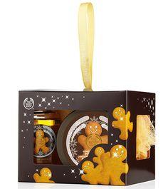 Ginger Sparkle Mini Shower & Moisture Set