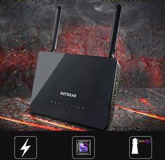 Simple package US Netgear NETGEAR R6220 AC1200M dual frequency wired full Gigabi  | eBay