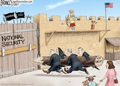 Political Cartoon: 9th Circuit Vs. America