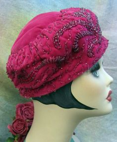 1000 images about flapper hats on pinterest cloche hats flappers and 1920s - Deco schilderkamer volwassene ...