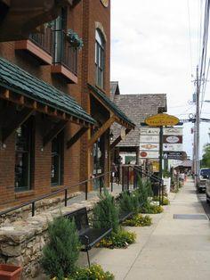 Downtown Blue Ridge