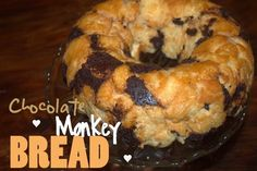 Saltwater Happy's CHOCOLATE MONKEY BREAD