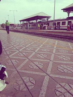 Estación de Murcia del Carmen en Murcia, Murcia