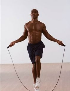 Burn Three Times as Many Calories by Jumping Rope    Please follow me on Twitter @AGBStyle
