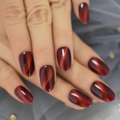 Shimmery Copper Bronze Stiletto Nails In 2020 Classy Nail Designs Fake Nails Nail Designs