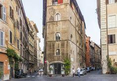 Rzym Via dei Banchi Vecchi