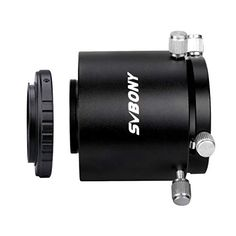 SVBONY Spotting Scope Camera Adapter Full Metal Extensionable Camera Adapter Two Tube Construction with T Ring Adapter for Nikon Fits External Diameter to Nikon Slr Camera, Camera Gear, Canon Cameras, Canon Lens, Film Camera, Gopro Photography, Landscape Photography, Portrait Photography, Wedding Photography