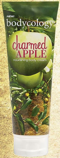 FREE Bodycology Charmed Apple Body Cream!