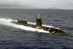 This Nuclear Sub Was Part Of History's Most Unlikely Beer Run