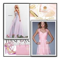 """Homecoming Dresses"" by dzenyy ❤ liked on Polyvore featuring Sherri Hill, Moschino and homecomingqueendress"