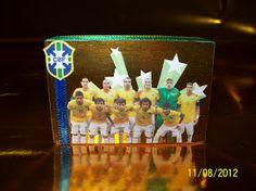 Memória do Futebol Contada na Caixinha de Fósforo: SELEÇÃO BRASILEIRA NA MEMÓRIA DO FUTEBOL CONTADA E...