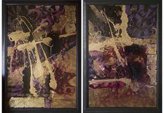Segment Purple Gold