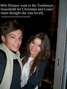 Louis and Eleanor.(: