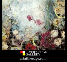 """The Essence of Garrigue"" Encaustic Painting, Old Things, Canvas, Gallery, Artist, Color, Tela, Canvases, Colour"