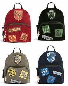 Custom Harry Potter acrylic backpack purse pull keychain