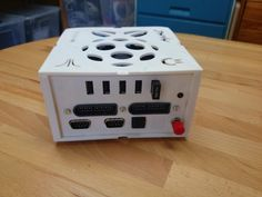 Retropie Gaming Station by Snille.