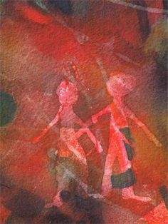 Exploring 3  (Jann Hill) Abstract Watercolor, Exploring, Paintings, Art, Art Background, Paint, Painting Art, Kunst, Painting