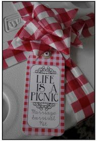 Creative Try Als Life Is A Picnic Marriage Survival Kit