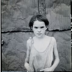 Dorothea LANGE :: portraits of Great Depression, ca.