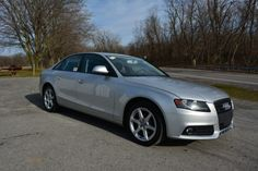 Used 2009 Audi A4 2.0 T Sedan quattro Tiptronic for Sale in Rochester NY 14622 Murray's Elite Imports