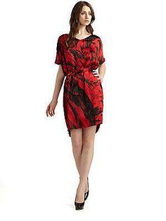 bf2a9fbdbee Josie Natori silk  dress  fashion  85 (reg 425!)