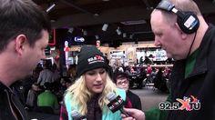 American Young 2nd Interview w/ Razz  @ XTU Ski Day | #XTUNation