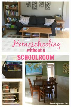 Homeschooling Without a Schoolroom | They Call Me Blessed