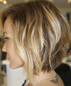Love this cut...if I were to go short.