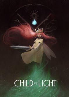 Children Games Illustration Child Of Light 70 Ideas Character Inspiration, Character Design, Tarot, Video Game Art, Video Games, Child Of Light, Fan Art, Geek Art, Illustrations