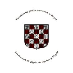 #Glagoljica #Hrvatska #Hrvatica #Domoljub