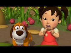 Английский язык для малышей - Мяу-Мяу - сборник серий - 11 - 15 серии - учим английский - YouTube