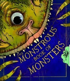 The Monstrous Book of Monsters by Libby Hamilton, http://www.amazon.co.uk/dp/1848770812/ref=cm_sw_r_pi_dp_b5z.qb1HBAMJD