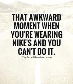 Good night! #Nike #CantDoIt