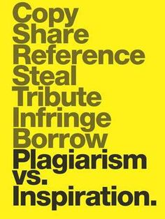 Design Debate Plagiarism