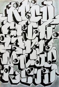 graffiti-alphabet-Block-Alpha