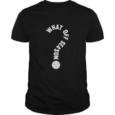 What Off Season Volleyball Funny Sports T-Shirt