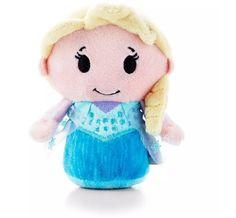 0aee75186c8 Itty Bittys - Title Frozen Elsa Plushies