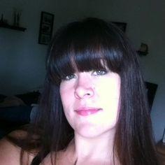 My new hair cut i got bangs<3
