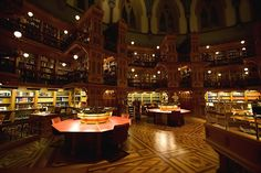 An english manor house library Austrian alps cesana torinese, italy Library Work, Library Science, Beautiful Library, Ottawa Canada, Home Libraries, Love And Light, Interior Inspiration, Most Beautiful, Around The Worlds