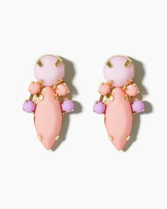 Yummy Gem Drops Earrings | Earrings | charming charlie