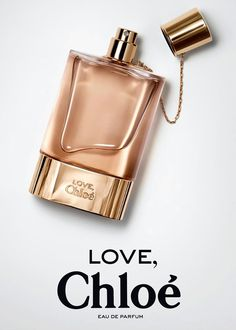 Love Chloe perfume - a fragrance for women 2010 Perfume Scents, New Fragrances, Perfume Bottles, Perfume Chloe, Catty Noir, Best Perfume, Perfume Collection, Beauty Shop, Smell Good