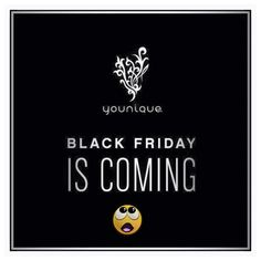 Hi everyone. . Hope all is well. . I want to say an early #HappyThanksgiving to everyone. . I know allot of people will be busy tomorrow n black Friday. . . But, when you are out shopping.. don't forget about who you are buying for and if something from #Younique would make a great gift for someone on your list! And tune in #BlackFriday. . There may be a SPECIAL for you! !!